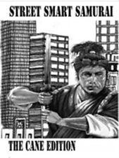 Street Smart Samurai Cane Self Defense Techniques Edition #1 Dvd Abbott Shuey