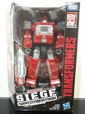 Transformers Siege War For Cybertron Deluxe Class Ironhide Generations Rare