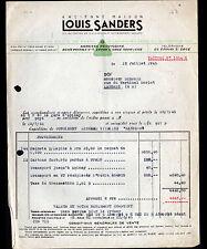 """EPINAY-sur-ORGE (91) PRODUITS VETERINAIRES / PROVENDEINE """"Louis SANDERS"""" en 1945"""