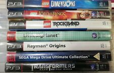 Playstation 3 Kids Game Bundle x7 - Preowned - Fast Dispatch