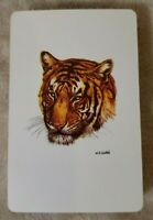 Vintage Playing Cards - Tiger - Full Deck