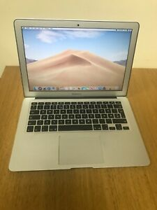 Apple MacBook Air - 13 inch - 4 GB - 1.4 GHz- Intel Core i5 - Early 2014
