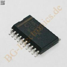 5 x 74HC574D Octal D-type flip-flop; positive edge-trigger Philips SO-20 5pcs