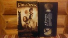 The Lord of the Rings: The Two Towers (Vhs, 2003)