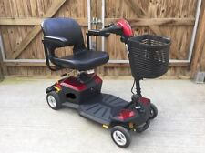 NEW Spitfire Scout 4 Wheel Travel Mobility Scooter Portable #SFSCOUT4