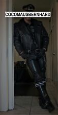 CRUSADER LEATHER BREECHES TROUSERS JEANS UNIFORM BLUF ROB MR B LANGLITZ STYLE!!!
