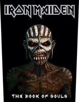 Iron Maiden The Book of Souls Applicazione per la schiena 602657 #