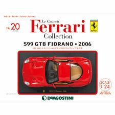 DeAGOSTINI Le Grandi Ferrari Collection Vol.20 599 GTB FIORANO 1/24 die cast