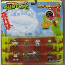 Takara Mini Turtles vol.3 Leonardo 8 variation Teenage Mutant Ninja Turtles JP