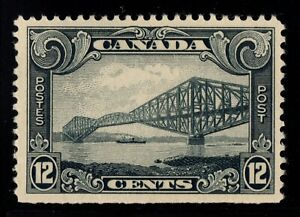 #156 Canada mint never hinged well centered cv $140