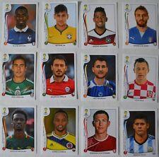 Panini WM Brasil 2014  - 30  Sticker aussuchen  NEU