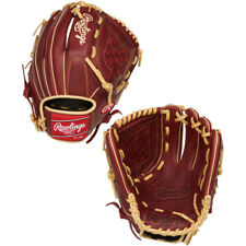"""Rawlings Sandlot Series 12"""" Pitcher's Baseball Glove Throws Right/Throws Left"""