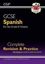 New GCSE Spanish Complete Revision & Practice (with CD & Online Edition) - Grade