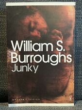 Junky by William S. Burroughs (Penguin Paperback, 2008) UNREAD