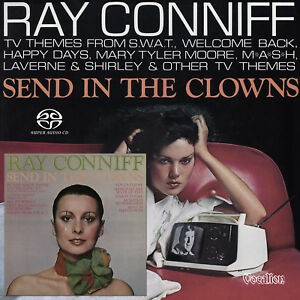 Ray Conniff - Theme from SWAT and Other TV Themes & Send in the Clowns -CDLK4615
