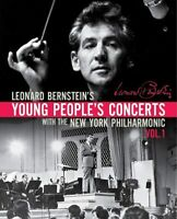 Leonard Bernstein Young People's Concerti Vol. 1 (2018) 7-DVD Set Nuovo/Sealed