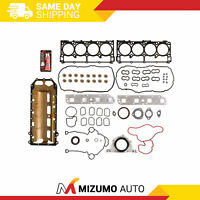 Full Gasket Set Fit 05-08 Chrysler 300 Dodge Charger Magnum Jeep 5.7L HEMI
