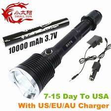 SMALL SUN T6 LED 2000LM Flashlight 18650 Rechargeable Military Tactical Torch