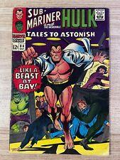 Tales to Astonish #84 (Marvel Comics) Hulk and Sub-Mariner appearance