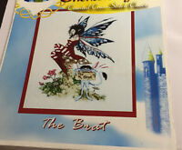 Enchanting Lair The Brat #EL-48 Counted Cross Stitch Charts Pattern Book 2002