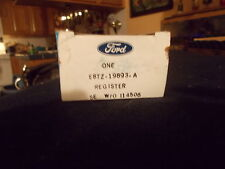 NOS 1988 FORD RANGER BRONCO II DASH HEATER AIR CONDITIONING REGISTER VENT NEW