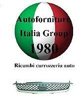GRIGLIA ANTERIORE CROMATA FORD FIESTA 05>08 DAL 2005 AL 2008