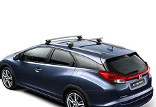 Genuine Honda Civic Tourer 2014> Roof Bars