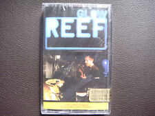 Reef - Glow AUDIO CASSETTE TAPE New, Sealed, BG edition Rare, Out of Print