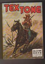 TEX TONE. Album relié n°66 - n°438 à 441 - IMPERIA 1980