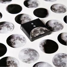 45Pcs/box DIY Vintage Mini Paper Sticker Cute Moon Diary Scrapbooking Label New