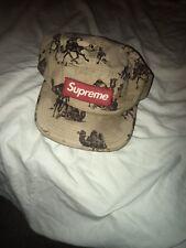 Supreme CAMEL CAMP Cappello SS12