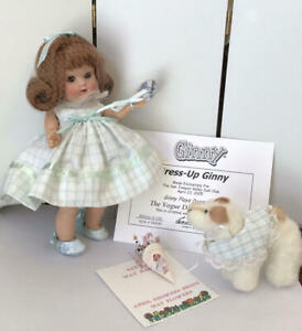 """Special Event """"Ginny Plays Dress Up"""" In Box with Certificate"""