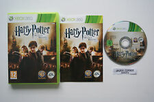 Harry Potter and the Deathly Hallows Part 2 Xbox 360 - 1st Class FREE UK POSTAGE