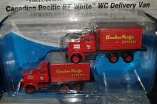 Pack Of 2 Mini Metals 1:160 N Scale Canadian Pacific International R-190 Vans