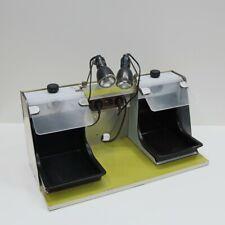Kavo EWL 2 Poliertröge Spritztrug mit Schutzglas und Licht gebraucht Dental TOP