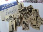 MAN FROM UNCLE 1965 A&BC GUM TRADE CARD COLLECTION JOB LOT + ALBUM 100+ CARDS