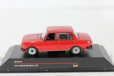 Wartburg 353 Pick-up 1//43 DeAgostini Ixo URSS Voiture de l/'Est CAR MODEL P50