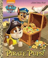 NEW Pirate Pups! (Paw Patrol) (Little Golden Book) by Golden Books