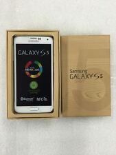 New Samsung Galaxy S5 - 16GB - Shimmery White Smartphone 4G LTE
