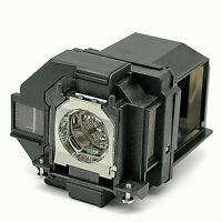 Replacement Lamp for Epson ELPLP96 EB-980W EB-990U EB-S05 EB-S39 EB-S41 EB-U05