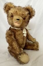 "Lovely vintage German Hermann teddy bear 48cm - 18,9"" 1950's"