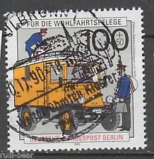 Berlin Nr.  878  gest.  Elektro Paket Zustellwagen um 1930    -10