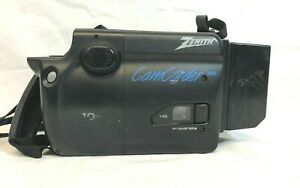 Vtg Zenith VHS-C VMC450 Cassette CamCorder With Battery Parts? Works? As Is.