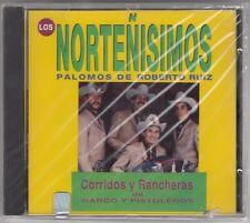 LOS NORTENISIMOS PALOMOS - CORRIDOS Y RANCHERAS (CD) BRAND NEW ! VERY RARE !!!!!
