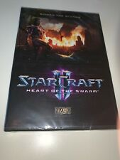 STAR CRAFT HEART OF THE SWARM DVD Behind Of The Scenes DVD Only Brand New Sealed