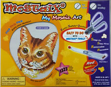 Mostaix Red Series Cat Mosaic Craft Kit