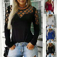 Women Tops Ladies Blouse Party Slim Fit Fashion Plus Size Tops Casual Blouse