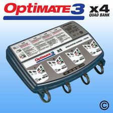 OptiMate 3 Quad Motorcycle 12V Battery Charger Optimiser SAE 2020 Version NEW
