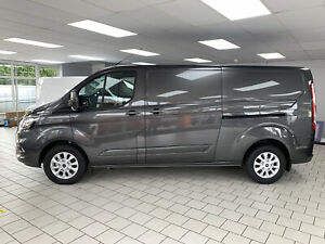 """Genuine Ford Transit Custom Limited 16"""" Alloy Wheels with Continental Tyres"""