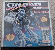 Hasbro Gi Joe Action Figures édition spéciale Hawk Armor Bot 1993 Star Brigade